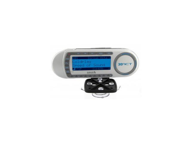 XACT Sirius Satellite Plug & Play Radio Receiver and Vehicle Kit -  Newegg com