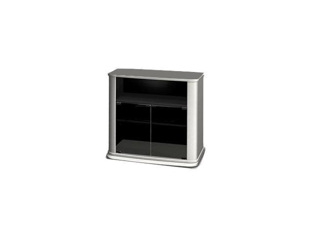 Tech Craft Sav33x Silver Jupiter Tv Stand Newegg Com