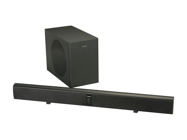 Energy soundbar hookup