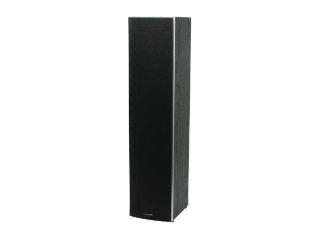 Polk Audio M20 Two-way floor-standing loudspeaker black Single - Newegg com