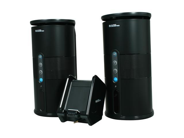 wireless speakers for office. Audio Unlimited SPK-VELO-003 900MHz Wireless Indoor/Outdoor Speakers Pair Wireless Speakers For Office E