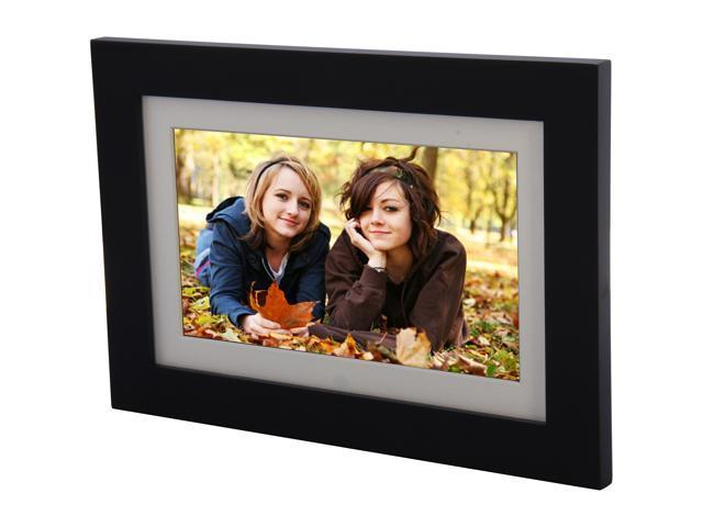 Viewsonic Vfd1028w 11 101 1024 X 600 Digital Photo Frame Newegg