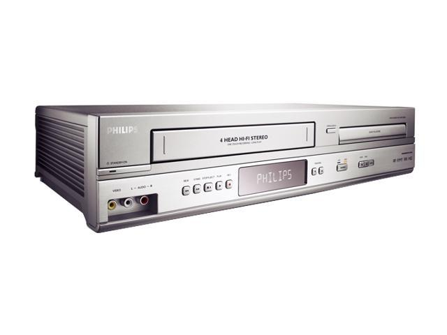 philips dvp3345v 17 direct dubbing progressive scan dvd vcr player