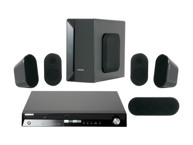 Samsung Ht X40 Single Disc Home Theater Surround Sound System Newegg Com