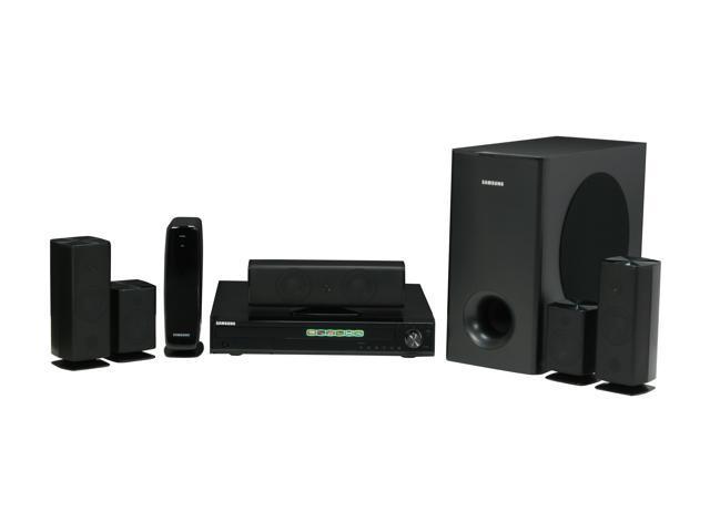 Samsung Ht Z510 5 1 Channel Dvd Home Theater System Newegg Com
