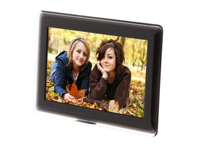 Samsung Spf 107h 10 1024 X 600 Digital Photo Frame Newegg