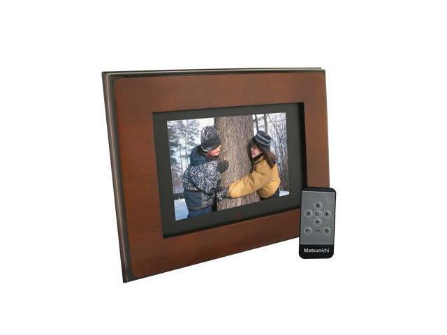 Matsunichi Pf 800 8 8 Digital Picture Frame With Remote Control