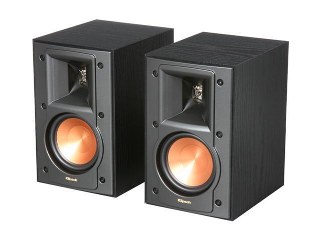 Klipsch Reference RB 41 II Bookshelf Speaker Pair