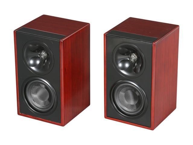 Klipsch WB 14 Icon W Series Cabernet Bookshelf Speaker Pair