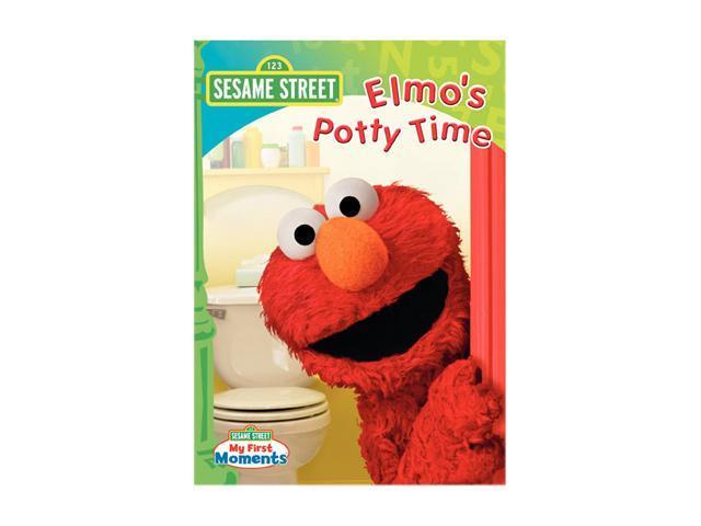 Groovy Sesame Street Elmos Potty Time Dvd Pdpeps Interior Chair Design Pdpepsorg