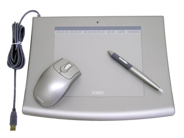 INTUOS2 WACOM TABLET DRIVERS FOR MAC