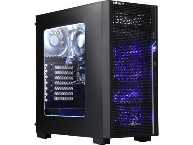 Abs Mag Gaming Desktop Pc Ryzen 3 2200g 3 50 Ghz Amd Radeon Vega 8