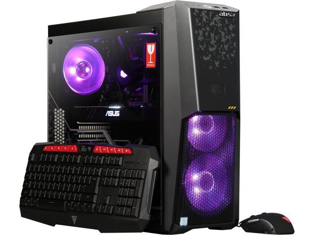 Intel Gaming PCs