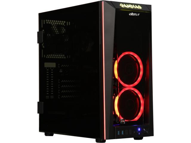 ABS Fort Gaming Desktop (Ryzen 7 1700X / 16GB / 1TB HDD & 240GB SSD)