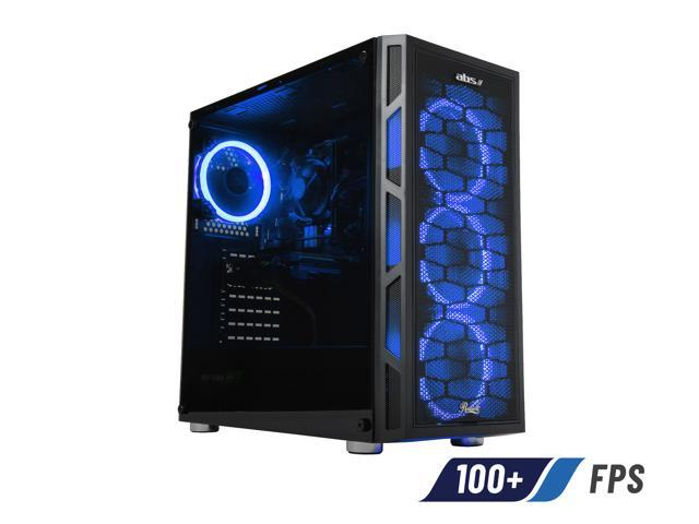 ABS Mage E - Ryzen 5 2600 - B450 Wifi - Radeon RX 5700 - 8GB DDR4 - 512GB SSD - Gaming Desktop PC