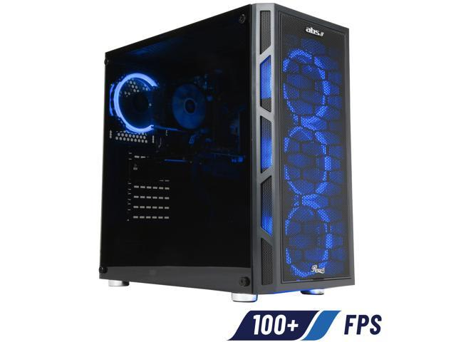 ABS Mage E - Ryzen 5 3600 - GeForce RTX 2060 - 16GB DDR4 - 512GB SSD - Gaming Desktop PC