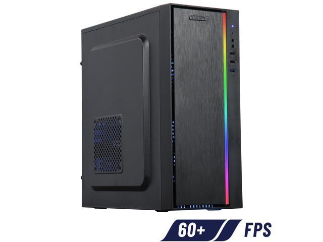 ABS Rogue SE - Ryzen 5 3600 - GeForce GTX 1660 - 8GB DDR4 - 512GB SSD - Gaming Desktop PC