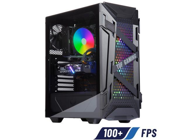ABS TUF Gaming - Ryzen 5 3600 - ASUS GeForce GTX 1660 Super - 16GB DDR4 3000MHz - 512GB SSD - Gaming Desktop PC