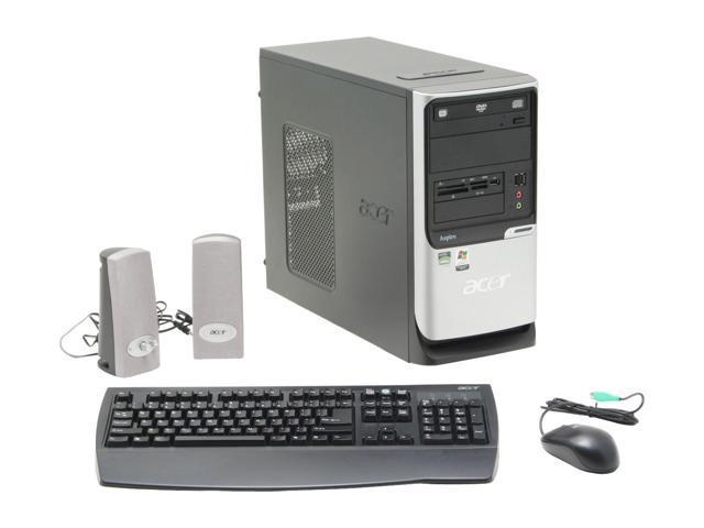 acer desktop pc aspire ast160 us322h sempron 3200 512 mb ddr 160 gb rh newegg com Acer Aspire 5517 AMD Acer Desktop Motherboard