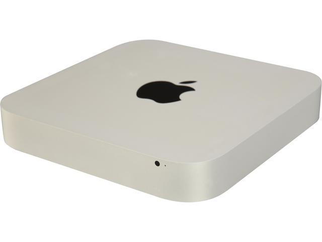 Apple Mac mini Desktop with Intel Quad Core i7 / 4GB / 2TB / Mac OS X - Refurbished