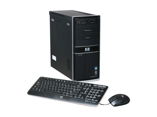Hp Desktop Pc Pavilion Elite Hpe 210f Phenom Ii X4 945 3 00 Ghz 8