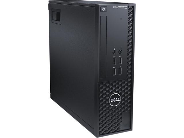 Refurbished: DELL Desktop PC Precision T1700 (16VFDEDT1177) Intel Xeon  E3-1245 v3 (3 40 GHz) 4 GB DDR3 1 TB HDD Windows 10 Pro 64-Bit  Multi-Language,