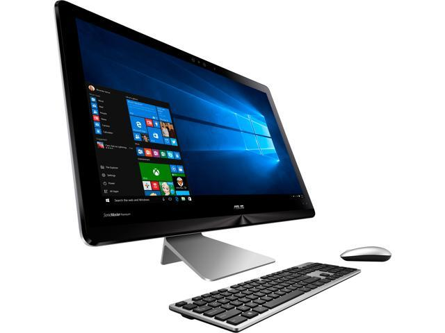 ASUS Zen AiO ZN241 All-in-One Desktop PC with 23.8