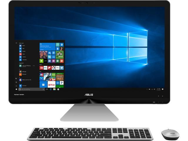 Asus Zen Aio Zn270 All In One Desktop Pc With 27 Quot Full Hd