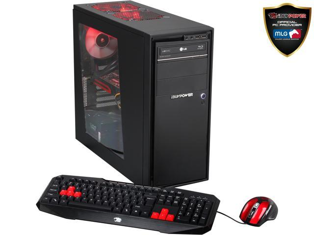 iBUYPOWER (Powered by ASUS Motherboard) Desktop PC (ASUS M5A97 Series Motherboard) Gamer Power NE281A AMD FX-Series FX-8350 (4.00 GHz) 16 GB DDR3 500 GB HDD AMD Radeon HD 7950 3GB Windows 7 Home Premi