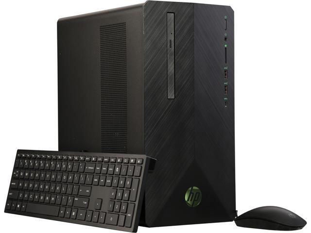 26fe5a336 HP Gaming Desktop Pavilion 690-0067c Ryzen 7 1st Gen 1700 (3.00 GHz) 16 GB  DDR4 1 TB HDD AMD Radeon RX 550 Windows 10 Home 64-bit