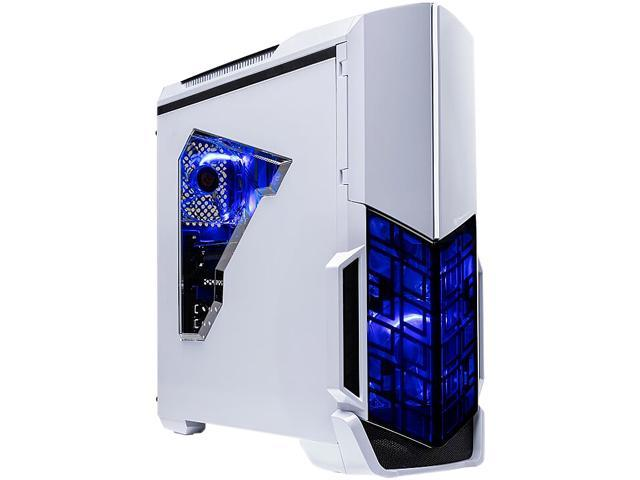 SkyTech - Gaming Desktop PC - Intel Core i5-9400F (6-Core 2.9 GHz), NVIDIA GeForce RTX 2060 SUPER (8 GB), 16 GB DDR4, 500 GB SSD, Intel B365, Windows 10 Home 64-bit, Archangel