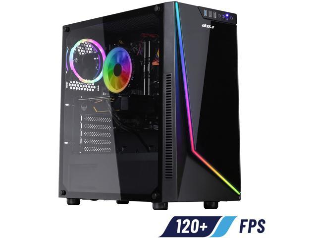 ABS Master Gaming PC - Intel i7 10700 - GeForce RTX 2060 SUPER - 16GB Memory - 512GB SSD