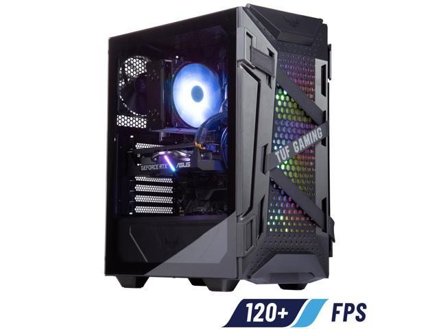 ABS Master TUF Gaming PC - Intel i7 10700 - ASUS Dual GeForce RTX 2060 Super OC 8GB EVO V2 Edition - G.Skill Ripjaw V 16GB DDR4 3200MHz - 512GB SSD