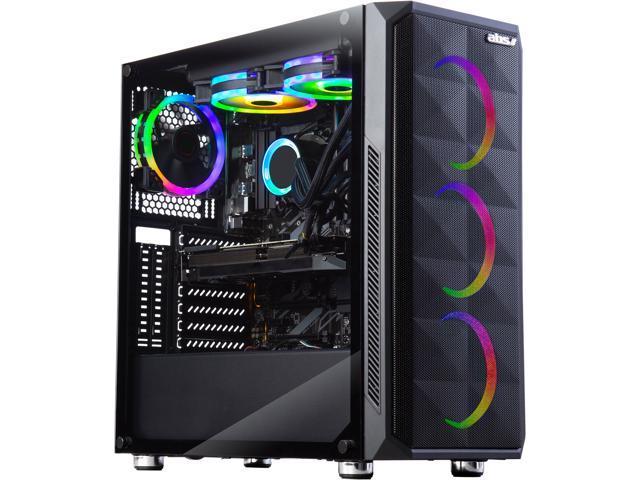 ABS Gladiator Gaming PC - Intel i9 9900K - GeForce RTX 2070 - Sale: $1469.99 USD (2% off)
