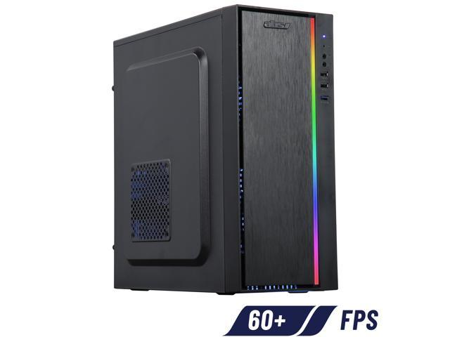 ABS Challenger Gaming PC - Intel i3 10100 - GeForce GTX 1650 Super - 8GB DDR4 3000MHz - 512GB SSD