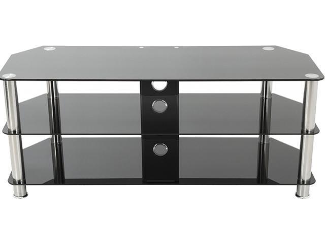 Avf Sdc1250cm A Up To 60 Chrome Effect Black Glass Classic