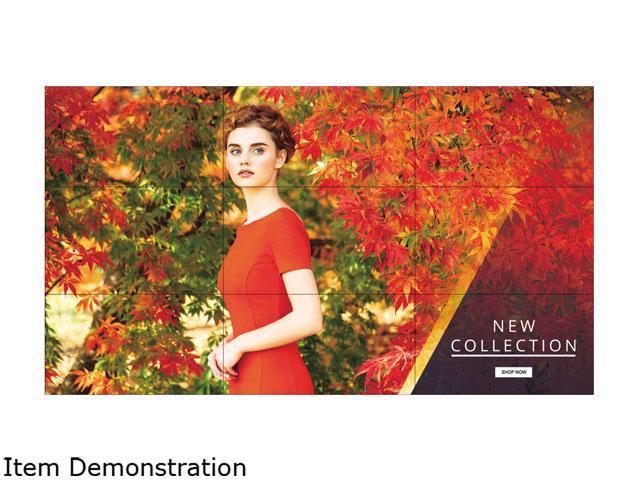 """LG 55VH7E-A 55"""" Full HD Video Wall Display, Narrow 0.9mm Bezel, - Sale: $3584 USD (10% off)"""