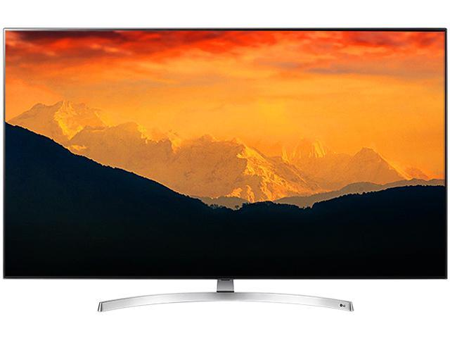 """LG 55SK9000PUA 55"""" 4K HDR Dolby Atmos SUPER UHD Smart TV with AI ThinQ (2018)"""