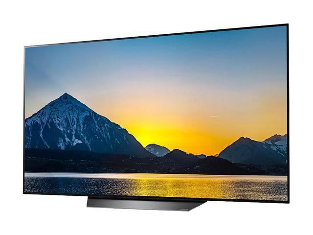 "LG B8 55"" OLED 4K HDR Dolby Atmos Smart TV with AI ThinQ OLED55B8PUA (2018)"