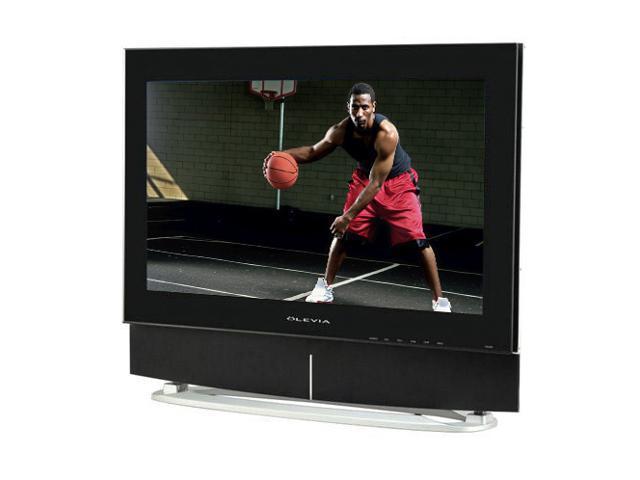 olevia 42 720p lcd hdtv lt42hvi newegg com rh newegg com Olevia 32 Inch HDTV Olevia HDTV Review