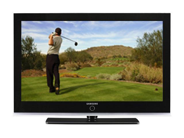 samsung 40 lcd hdtv w built in atsc tuner and 1080p lns4095dx xaa rh newegg com Samsung 32 Inch LED HDTV Samsung 37 LED 1080P 120Hz
