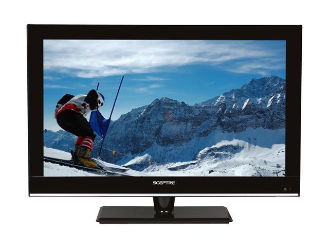 Used Very Good Sceptre 32 720p Lcd Hdtv X322bv Hd Neweggcom