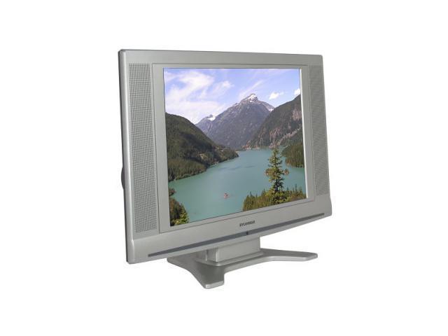 SYLVANIA 20 LCD TV 6620 LG