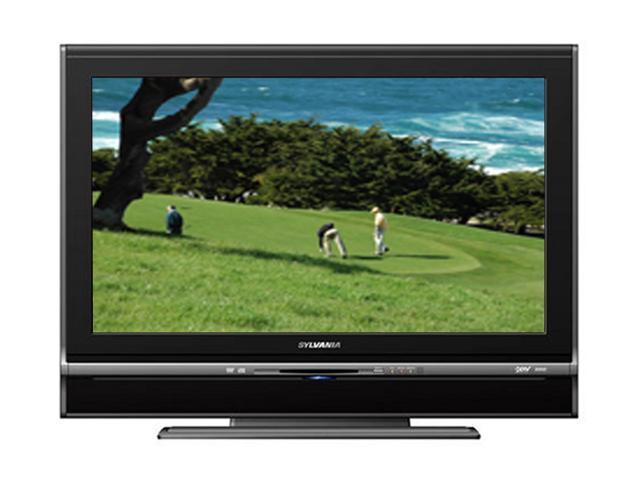 Sylvania 32 720p Lcd Hdtv Wbuilt In Dvd Player Ld 320ss8
