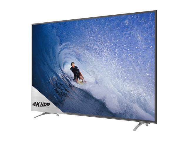 Hitachi 65R80 65-Inch R80 Series 4K UHD HDR10 LED Roku TV - Newegg com