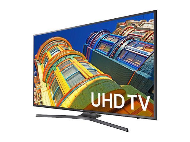 dade9892564 Used - Like New  Samsung UN55MU6300FXZA 55-Inch 4K Ultra HD Smart TV ...