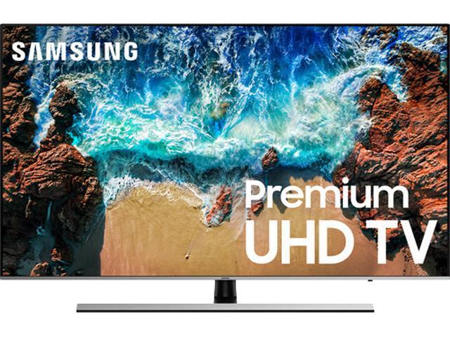 """Samsung NU8000 55"""" 4K UHD HDR Plus Smart TV UN55NU8000FXZA"""
