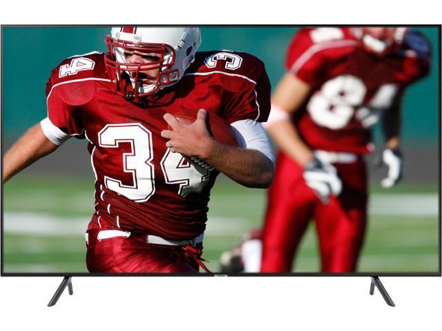 "Samsung NU7100 58"" 4K UHD HDR Smart TV UN58NU7100FXZA (2018)"
