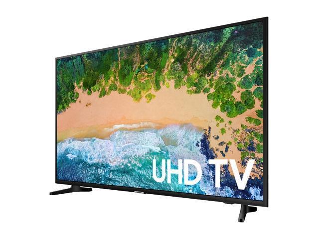 "Samsung NU6900 50"" Smart 4K UHD 120 Motion Rate LED TV UN50NU6900BXZA (2018)"