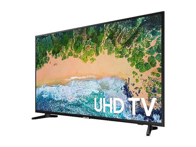 "Samsung NU6900 55"" 4K Smart UHD Motion Rate 120 LED TV UN55NU6900BXZA (2018)"